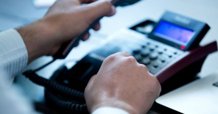 What should you look for while selecting the telephone technician?